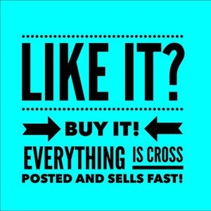 Other - All items are cross posted on 5 different sites!